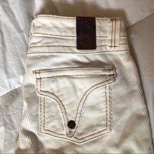 Marlow vintage original cream corduroy pants
